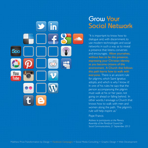 Grow Your Social Network